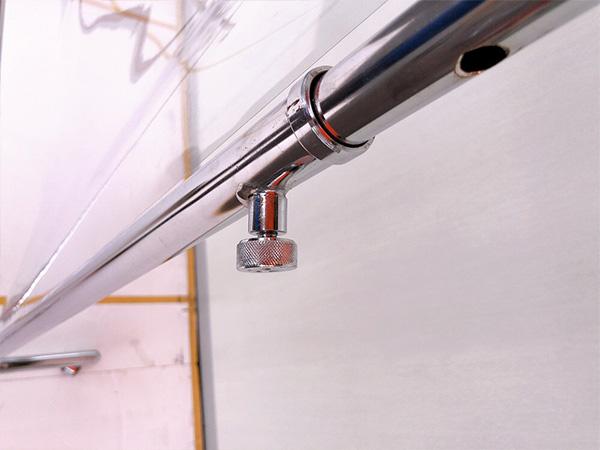 コロナ飛沫防止ワイドビニールスタンドW1200 使用イメージ2